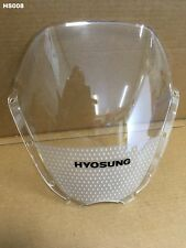 HYOSUNG GT 650R 09 - 10 SCREEN GENUINE OEM  NEW OLD STOCK  HS008