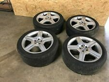 """MERCEDES BENZ S CL CLASS 07-13 AMG SET FACTORY WHEELS RIMS TIRE STAGGERED 19"""""""
