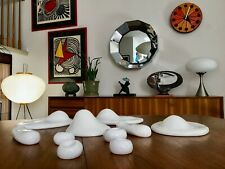 Mid Century Modern Space Age Mod Pop Art Abstract Ceramic Sculpture Panton WOW!