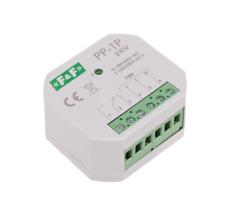 F&F PP-1P 230V Elektromagnetische Relais Electromagnetic relay LED ESL Lampen
