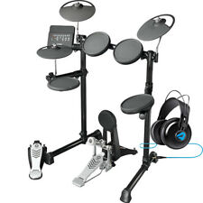 Yamaha DTX450K Electronic Drum Kit w/ FREE Studio Headphones *NEW*