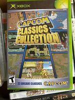 Capcom Classics Collection (Microsoft Xbox, 2005) 22 Classic Games Street Fight