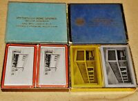 4 Vintage Pittsburgh Home Savings Decks of Playing Cards in Boxes - New & Sealed