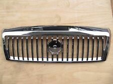 MERCURY GRAND MARQUIS GRILLE 2006-2011 CHROME FO1200490 6W3Z8200AA with Clips