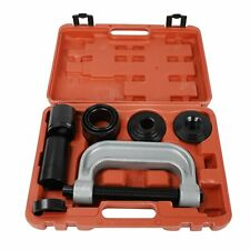 Heavy Duty Ball Joint Press & U Joint Removal Tool Matching 2WD 4WD 4x4 Adapters