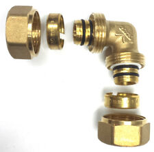 "gas Flex 1/2""   ELBOW x  1216 PIPE  BRASS FITTING  gasFlex"