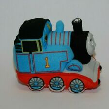 THOMAS THE TRAIN PRISTIGE TOY CORP PLUSH TOY. MAKES SOUNDS AND LIGHTS UP. WORKS!