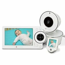 """New listing Project Nursery 5"""" High Definition Baby Monitor System with 1.5"""" Mini Monitor"""