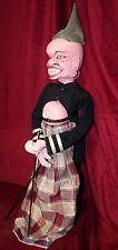 "Vintage Javanese Wayang Golek Rod Theater Puppet (30"")"