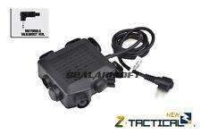 Z Tactical SELEX TACMIC CT5 Headset Cable & PTT (Motorola Talkabout) Z133-MOTO1