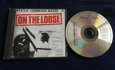 STEVE GIBBONS BAND CD **HAND SIGNED** ON THE LOOSE