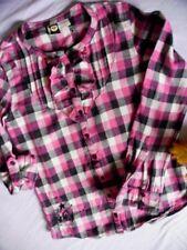 Damen Bluse Damen Rüschen Bluse Roxy Gr. 36/S