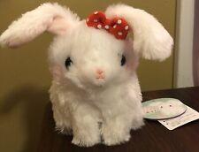 Amuse Popo Chan Fluffy Bunny Plush Rabbit