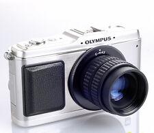 35 Mm F/1.7 Cctv C Lente Para Micro 4/3 Olympus Panasonic E-p3 E-pl3 Gf3 G1 G2 Gh2