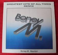 Disques vinyles Boney M LP