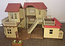 Sylvanian Families Beechwood Hall Plus Add On House And Street Light