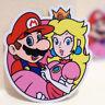 "Super Mario Princess Peach Manga Anime Video Game 3x2"" Decal Sticker #4877"