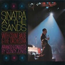 Sinatra at the Sands by Count Basie Orchestra Frank Sinatra CD, Oct-2009