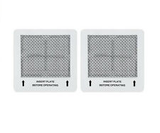2 OZONE PLATES FOR NATURES AIR 2 PURIFIER LIGHTNING