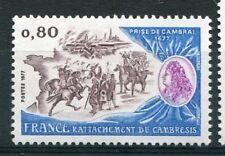 FRANCE 1977, timbre 1932, Cambrésis, chevaux, neuf**