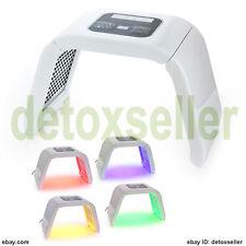 Photon PDT LED Light Facial Skin Rejuvenation Therapy 4 Colors Anti Aging Device