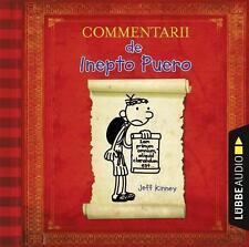 Commentarii de Inepto Puero - Gregs Tagebuch auf Latein (2016, Hörspiel)