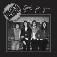 """NIGHTMEN ~ Girl For You ~ 2015 Swedish 5-trk 7"""" vinyl EP,p/s~ BRAND NEW ~GARAGE"""