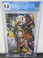 Age of Ultron #10 1:50 Quesada CGC 9.8 1st Angela Marvel Thor Loki MCU