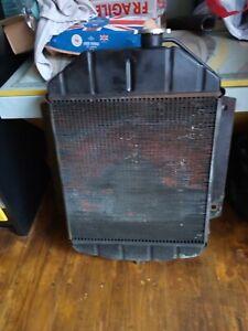ford consul  Mk1 radiator