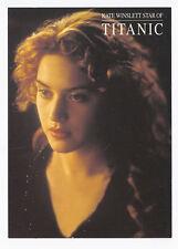 Kate WINSLETT TITANIC carte postale n° SFC 3295