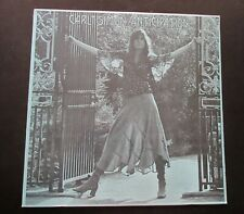 CARLY SIMON Anticipation ORIGINAL 1971 US PRESSING VINYL LP ELEKTRA