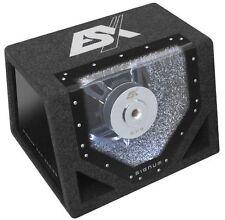 ESX Signum SXB 302 30 cm Single-Bandpass-System 4 Ohm 300 WRMS Subwoofer Kiste