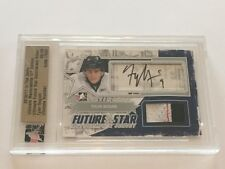 Tyler Seguin 2010 ITG / In The Game RC Auto/3-Color Patch #/9 Stars/Bruins
