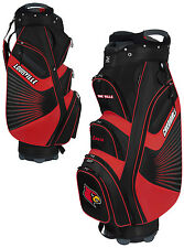 Team Effort Bucket II Cooler NCAA Collegiate Golf Cart Bag Louisville Cardinals
