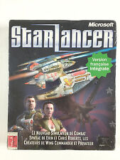 Jeu Starlancer Sur PC Big Box / Boite Carton Neuf