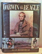DARWIN &THE BEAGLE Moorehead 1983 HCDJ Great PICS Reference Naturalist Observ VG
