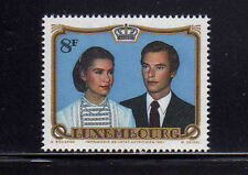 LUXEMBURGO/LUXEMBOURG 1981 MNH SC.662 Royal Wedding