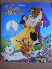 ALBUM FIGURINE La Bella e La Bestia 1992    [G315A]