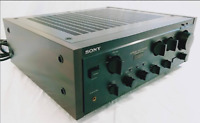 SONY TA-F555ESR HIGH END STEREO Amplifier TESTED Working Good F/S