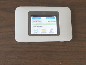 Netgear AirCard 770S AT&T White 4G LTE WiFi Mobile Hotspot Modem