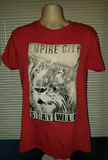 Essex Men's Red Lion T-shirt M