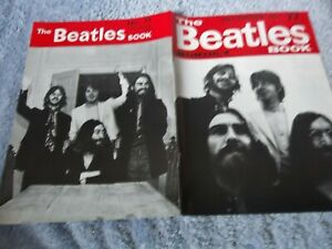 THE BEATLES MONTHLY BOOK  No.77 (December 1969) Last Issue REPRINT FAB CONDITION