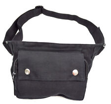 Sidebag 2 Fächer Bauchtasche Hüfttasche Stofftasche Tasche BW 70-110 cm