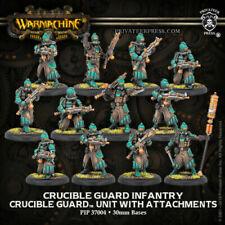 Warmachine: Crucible Guard PIP37004 Crucible Guard Infantr