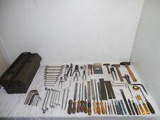1x Werkzeugkiste komplett mit Werkzeug über 50tlg. ex Bundeswehr (WK100)