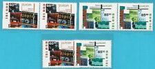 Island aus 2003 ** postfrisch MiNr.1038-1039 + DI, Dr - Europa: Plakatkunst!