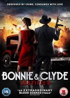 Bonnie y Clyde - Justified DVD Nuevo DVD (SIG160)
