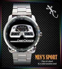New 1982 Toyota Land Cruiser Fj 40 Watch Stainless Steel Watch