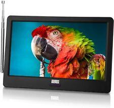 "August DA900D - Portabler 9"" LCD DVB-T2 HD Freeview TV mit Aufnahmefunktion"