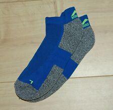 3 pairs More Mile Coolmax, UK8-10